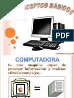 CONCEPTOS BASICOS Computación