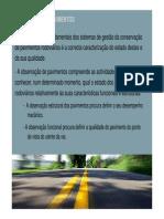 Apresentação Auscultção de Pavimentos Rodoviários