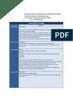 Programa Partidos Políticos y Justicia Electoral