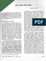 Estudos Do Museu Emilio Goeldi - OK