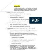 Legal Studies Exam 2 Study Guide