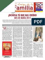 EL AMIGO DE LA FAMILIA domingo 2 noviembre 2014