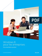 Windows 8 Entreprise