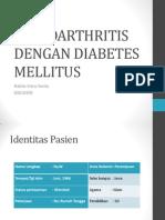 Case Osteoarthritis dengan DM
