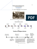 Fall Semester 5775 - Religious Zionism Bridging the Gap (1)