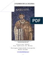 Fasciculo XXVI - San Ambrosio de Milan
