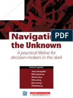 Beyond Crisis Management practical Lifeline for Decision-makers in the Dark