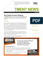 The Investment News - November 2014
