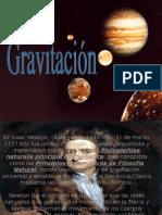 Gravitacion -Carlos Alberto Mújica Santillán