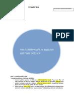 Fce Writing Dossier