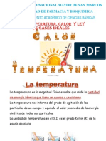 Calor Y tempera fisica