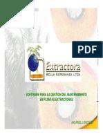 Gestion de Mantenimiento HOrometros
