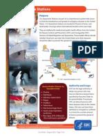 Ebola Quarantine Stations in the United States