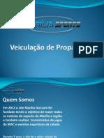 Veiculação de propaganda Marília Sports