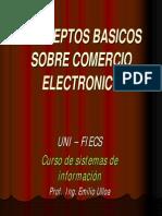 Conceptos Basicos Sobre Comercio Electronico
