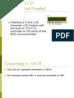 Lec10 LCD Interface