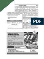 DS 009-2009-EM Recursos Geotermicos