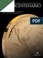 Monedas y billetes conmemorativos del bicentenario