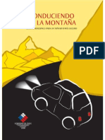 Manual Conduciendo en La Montaña 2008