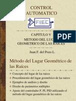 Metodo Del Lugar Geometrico de Las Raices