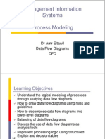 Lecture 08 Process Modeling and DFD