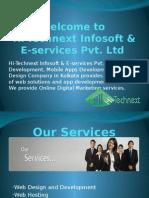 Hi-Technext Infosoft & E-services Pvt. Ltd- Web Design and Development Company in Kolkata