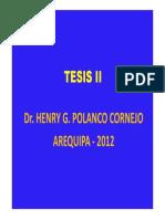 Tesis II - Gestion de Seggergeruridad