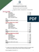Spese-terzi Tariffe Ppt