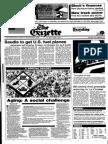 Baby Boom to Elderly Boom - 1984 Cedar Rapids Gazette Series