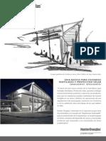 Guia Basica Para Fachadas Ventiladas y Protección Solar