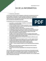 Hª de La Informática