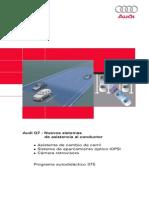 375 Audi q7 Nuevos Sistemas de Asistencia Al Conductor