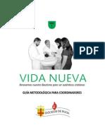 VIDA NUEVA Guía Metodológica Para Caoordinadores Act 06-2014