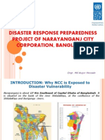 DISASTER RESPONSE PREPAREDNESS  PROJECT OF NARAYANGANJ CITY  CORPORATION, BANGLADESH