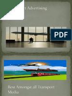 Shavi Airport Advertisement