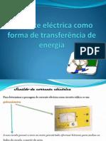Corrente Eléctrica