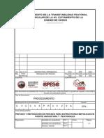 CVC-046-PR-402_0A_Procedimiento de Pintado y Resane de Pintado en Estructura Metálica Para Puente