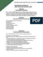 Reglamento Interno Del Comite de Base Central 2