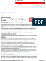 OWB 11g - Deriving and Sharing Business Intelligence Metadata [Rittman] 2010