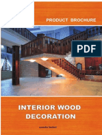 Interior Wood Decoration