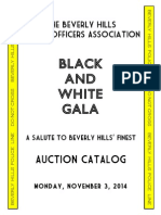 BHPOA Auction Catalog