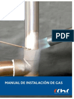 Manual de Instalacion de Gas CChC