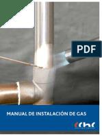 Manual de Instalacion de Gas CChC