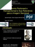 Anatomia Peritoneal e Retroperitoneal