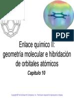 Enlace Químico II - Geometría Molecular