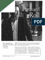 Forward Roll J of a Oct 2013