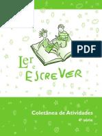 Coletânea de Atividades 5º Ano - Ler e escrever