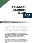 Falsafah Ekonomi Islam