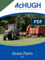 Grass Parts Catalogue 2007