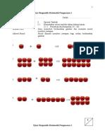 3. Operasi Tambah math
